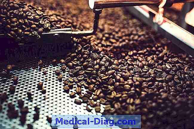 överkänslig mot kaffe