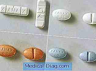 Xanax Pills Effects