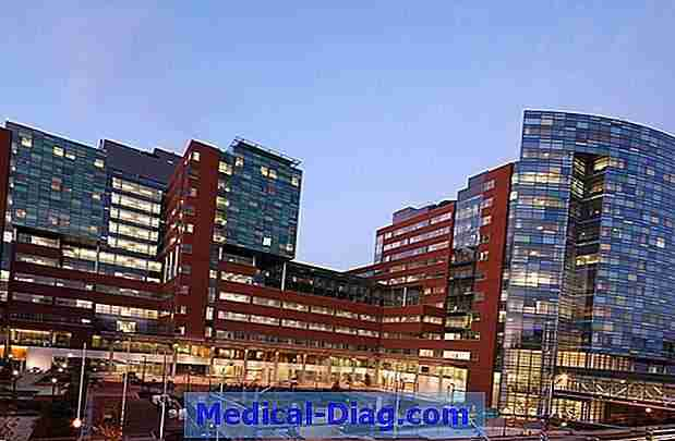 John hopkins, baltimore, bedste usa hospital, mayo clinic, rochester second, us news