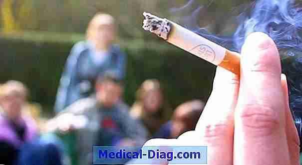 Raucher-Geschmacksknospen \