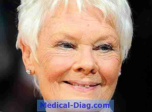 Dame judi dench bestemt for å slå macular degeneration