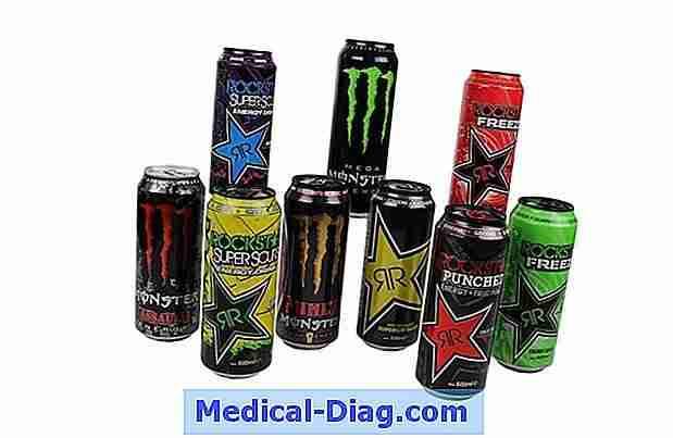 Energie Getränke Können Schädlich Für Menschen Mit Bluthochdruck ...