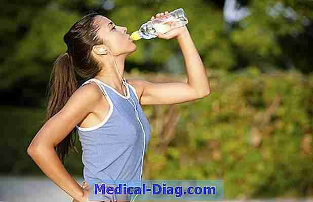 Dehydration hinders basketball leistung