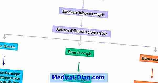 Infertilité: causes, diagnostic, risques, traitements