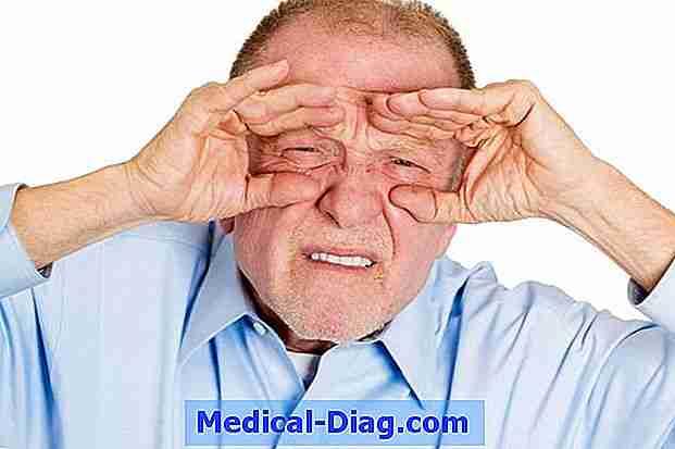 diabetes ögon symptom