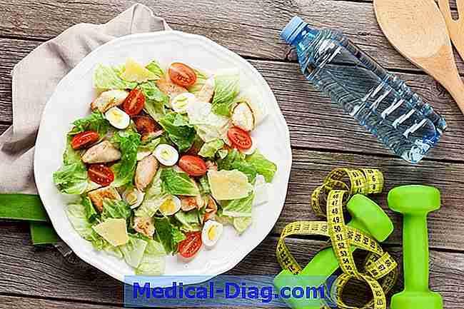 dieet na verwijderen galblaas