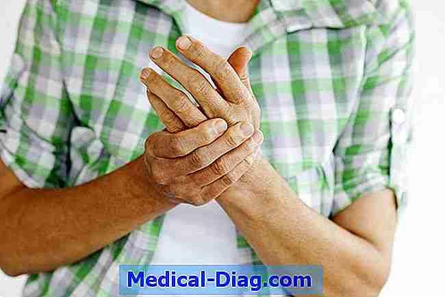 infektion finger alsolsprit