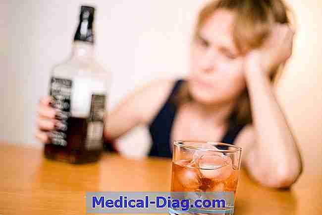 alcohol en ontlasting