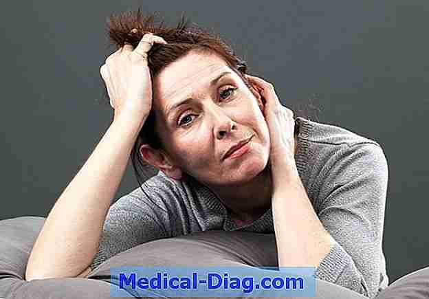 hoofdpijn bij overgang