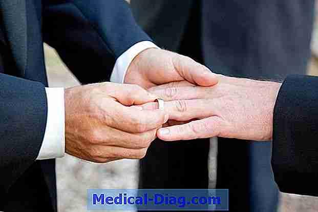 in der Ehe verbunden