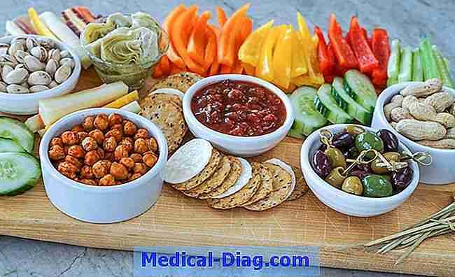 cholesterolarme gerechten