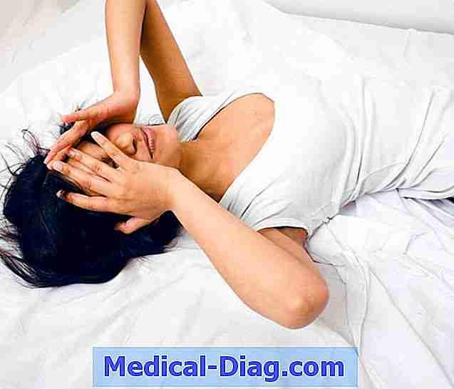 gravid huvudvärk andra trimestern