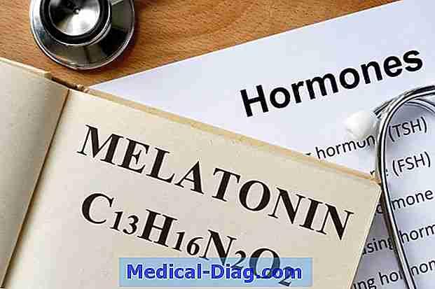 vad är melatonin