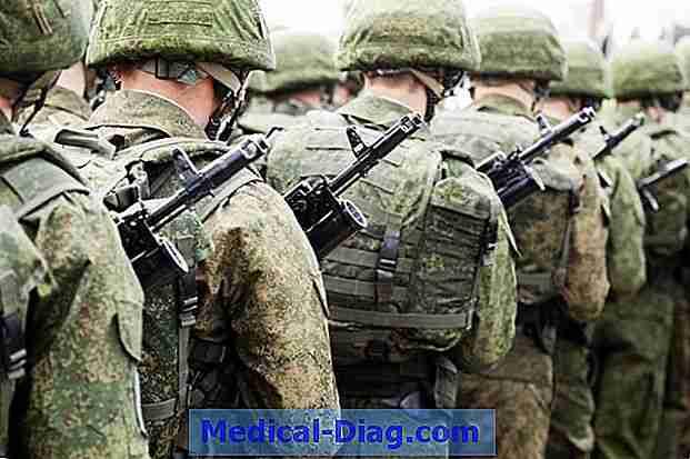 Veteranen Studie Suggereert Het Risico Op Dementie Stijgt Met